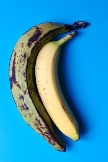 Plantain and banana/©dariasdiaries