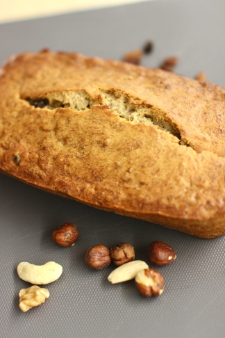 Delicious cake for breakfast/©dariasdiaries