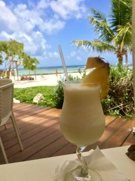Pina Colada cocktail/©dariasdiaries