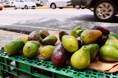 Huge avocado can be found anywhere you go/©dariasdiaries