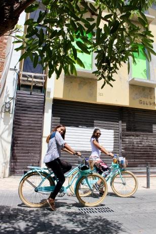 City bike/©dariasdiaries